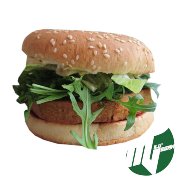 Burgerpatty im Burger Classic