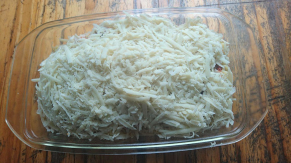 veganer käse auflauf rezept