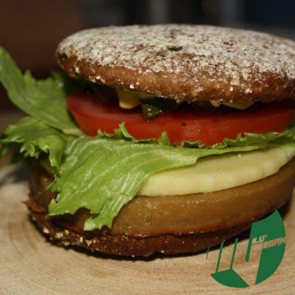 Vegane Burgerpatties Peaf