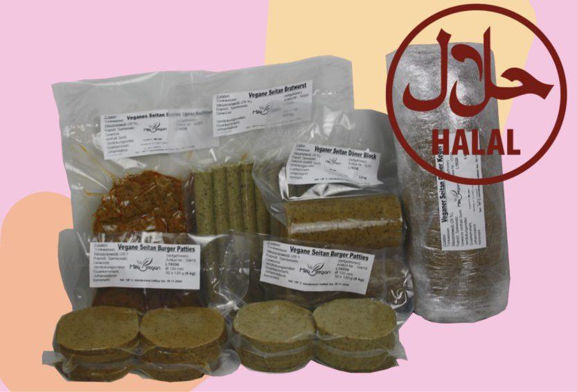 Milu Vegan Produkte halal