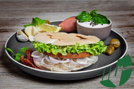 Burgerpatties Döner vegan Milu vegan