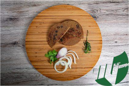 Burgerpatties farmer vegan Milu vegan